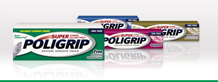 Super Poligrip Coupons