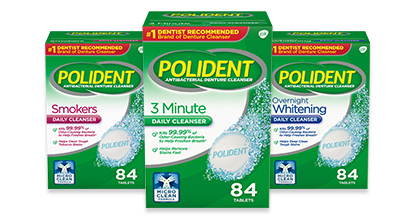 Polident Offers