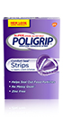 Super Poligrip® Comfort Seal® Strips