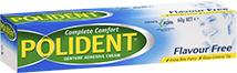 Polident Flavour Free Adhesive